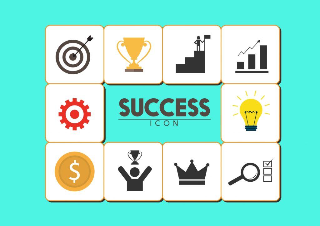 How to be a success in life